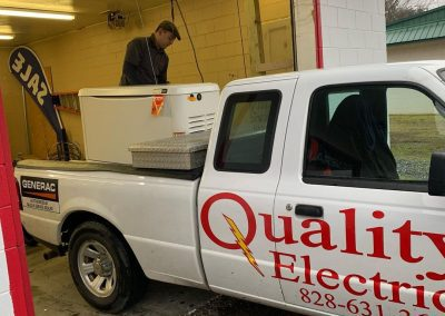 Quality Electric Service Vehicle