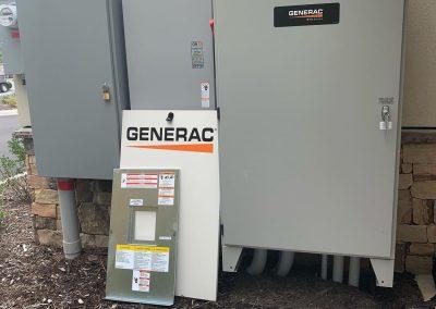 Generac Circuit Box