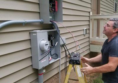 Electrical Box Repair