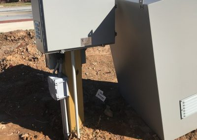 High Voltage Electrical Box